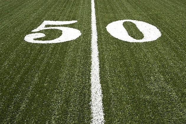 50 Yard Line