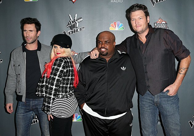 """The Voice"" Judges"