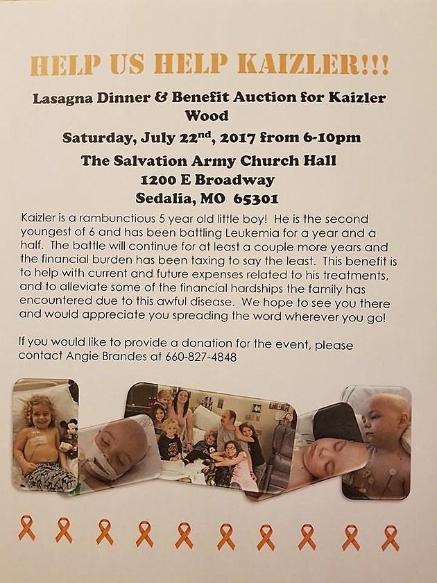 Prayers for Kaizler